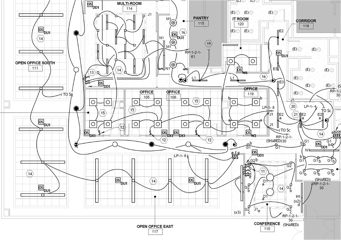 How To Read Mep Drawings - Auto Electrical Wiring Diagram