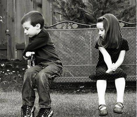 любовь мальчик и девочка картинки