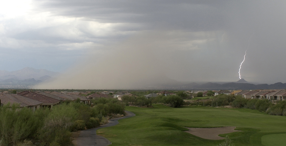 What Do You Know About Dust Storms?