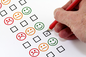 Determine Customer and Employee Satisfaction
