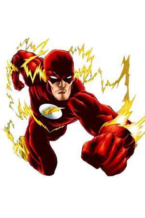 flash superhero
