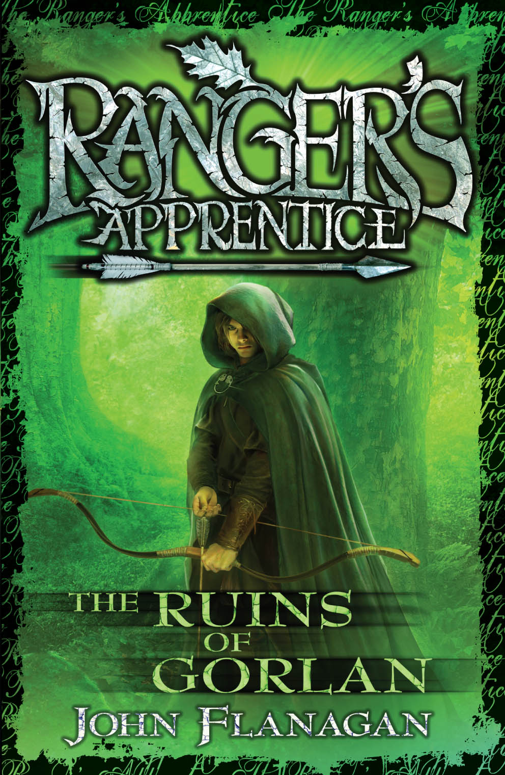 Book Cover Series S : Which of the new ranger s apprentice covers is your favourite