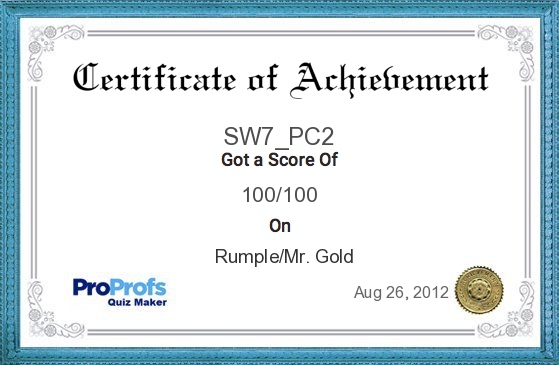 Rumple/Mr.Gold - Page 4 Certificate