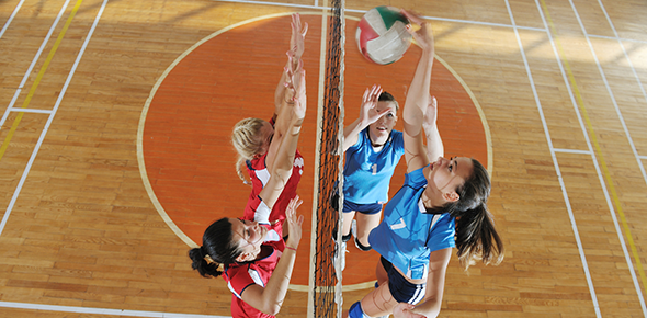 2010-2011 NFHS Volleyball Rules Examination