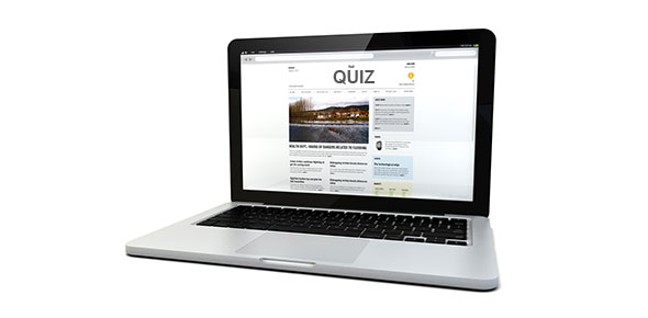 Computer Lab and Internet Safety Quiz