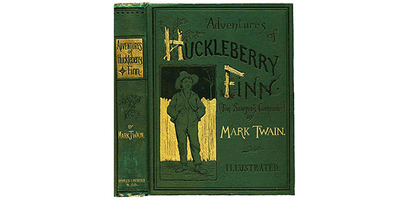 my personal insight about huck finn by mark twain on being a racist novel Racism and huckleberry finn by allen ³but what mark twain, huck it was silly not to teach huckleberry finn on the grounds that it was a racist novel.