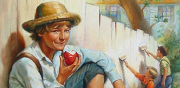 Tom Sawyer Quizzes & Trivia