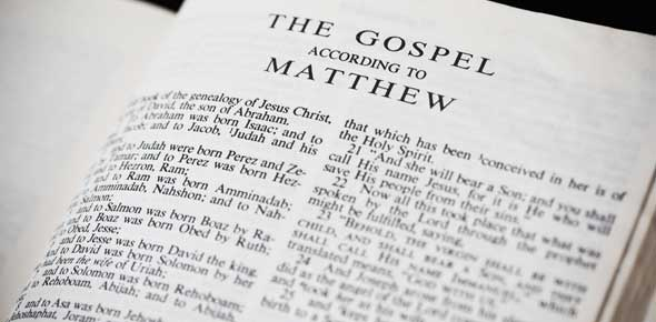 Gospel Of Matthew Quizzes & Trivia
