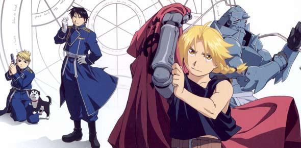 Fullmetal Alchemist (2003 anime) | Fullmetal Alchemist ...