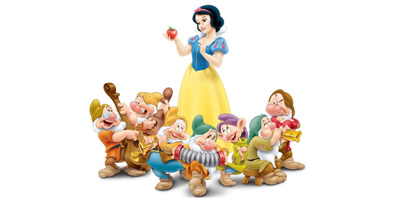 Snow White And Seven Dwarfs Shoes