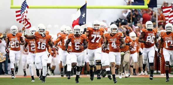 Texas Longhorns Football Trivia Question