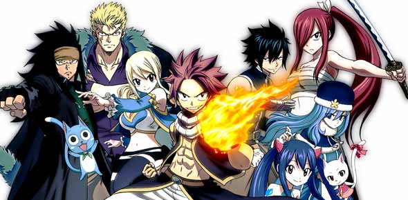 Fairy Tail Quizzes & Trivia