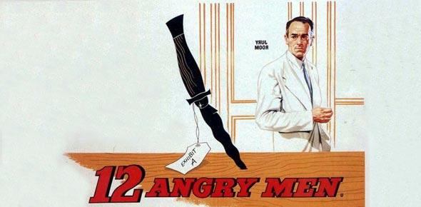 an analysis of the characters in the movie twelve angry men