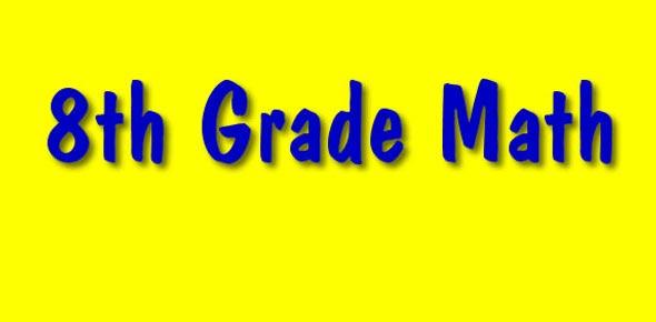 8th grade math 1 proprofs quiz. Black Bedroom Furniture Sets. Home Design Ideas