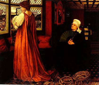 Romeo and juliet act 3 scene 5?