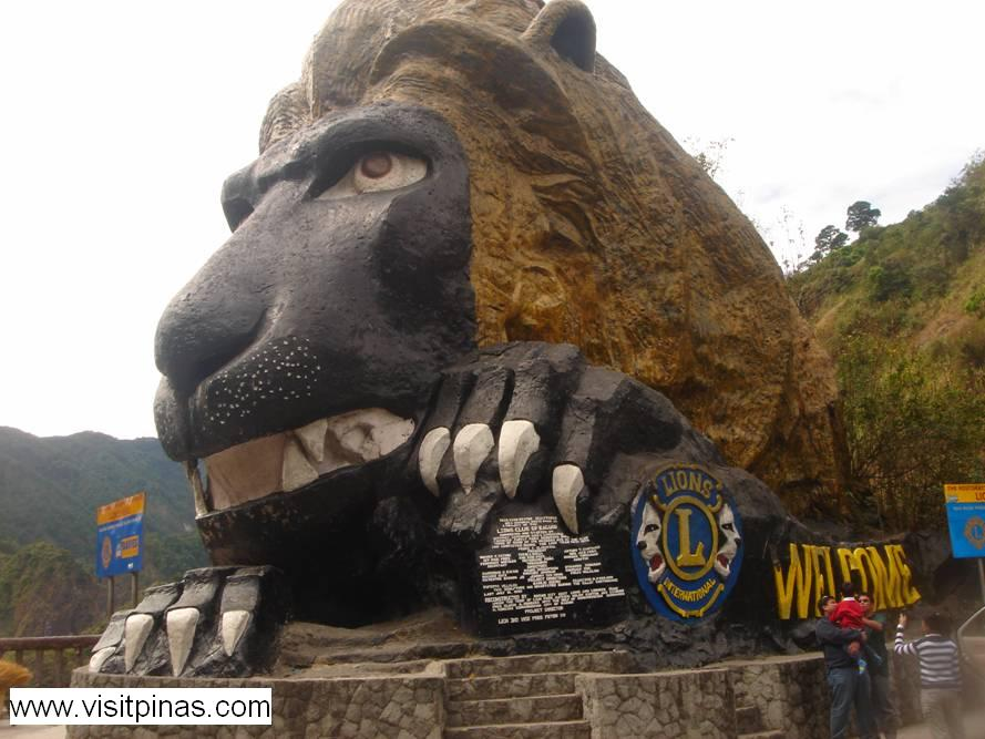 Baguio City Lion