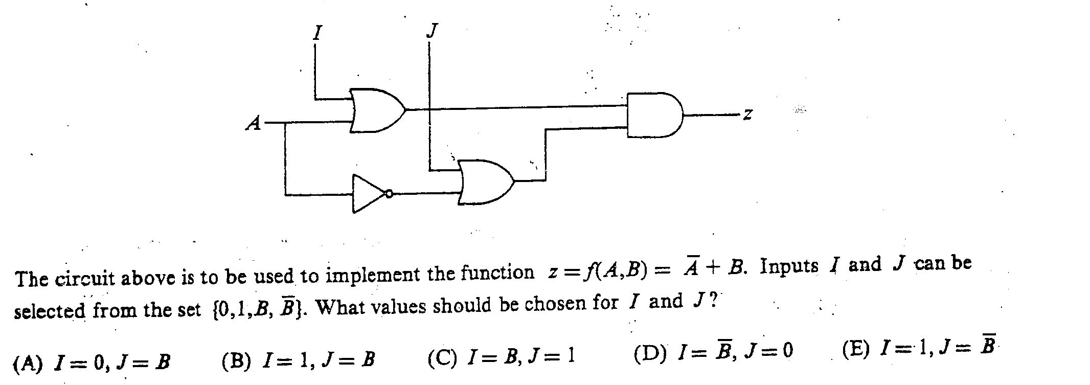 Csc Comprehensive Exam 2010 Proprofs Quiz Class Test 4 Integrated Circuits 27