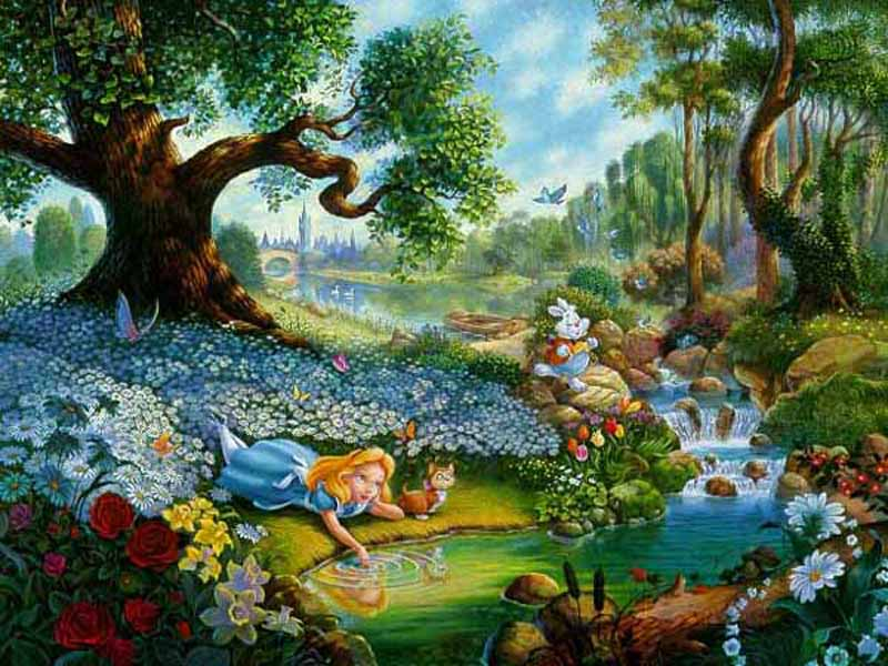 Alice Wonderland Disney
