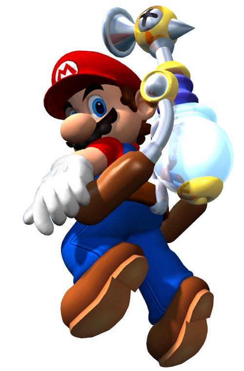 The Super Mario Quiz