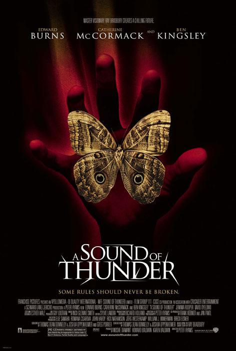 A Sound of Thunder by Ray Bradburry