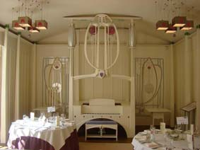 Art Nouveau, Bauhaus, Dada