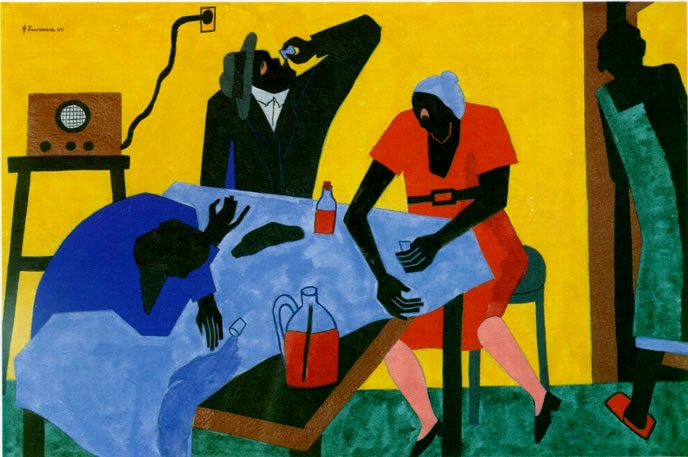 jacob lawrence story painter - photo #18
