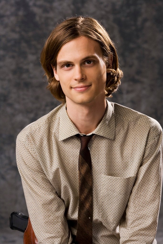 matthew gray gubler criminal minds. Wat Criminal Minds Character