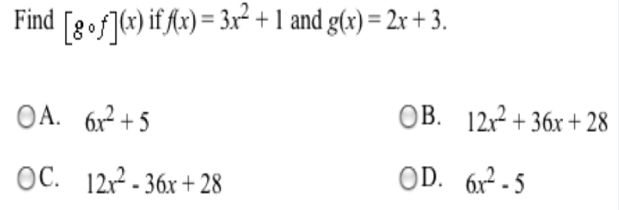 Algebra 2 Final Exam Part 1