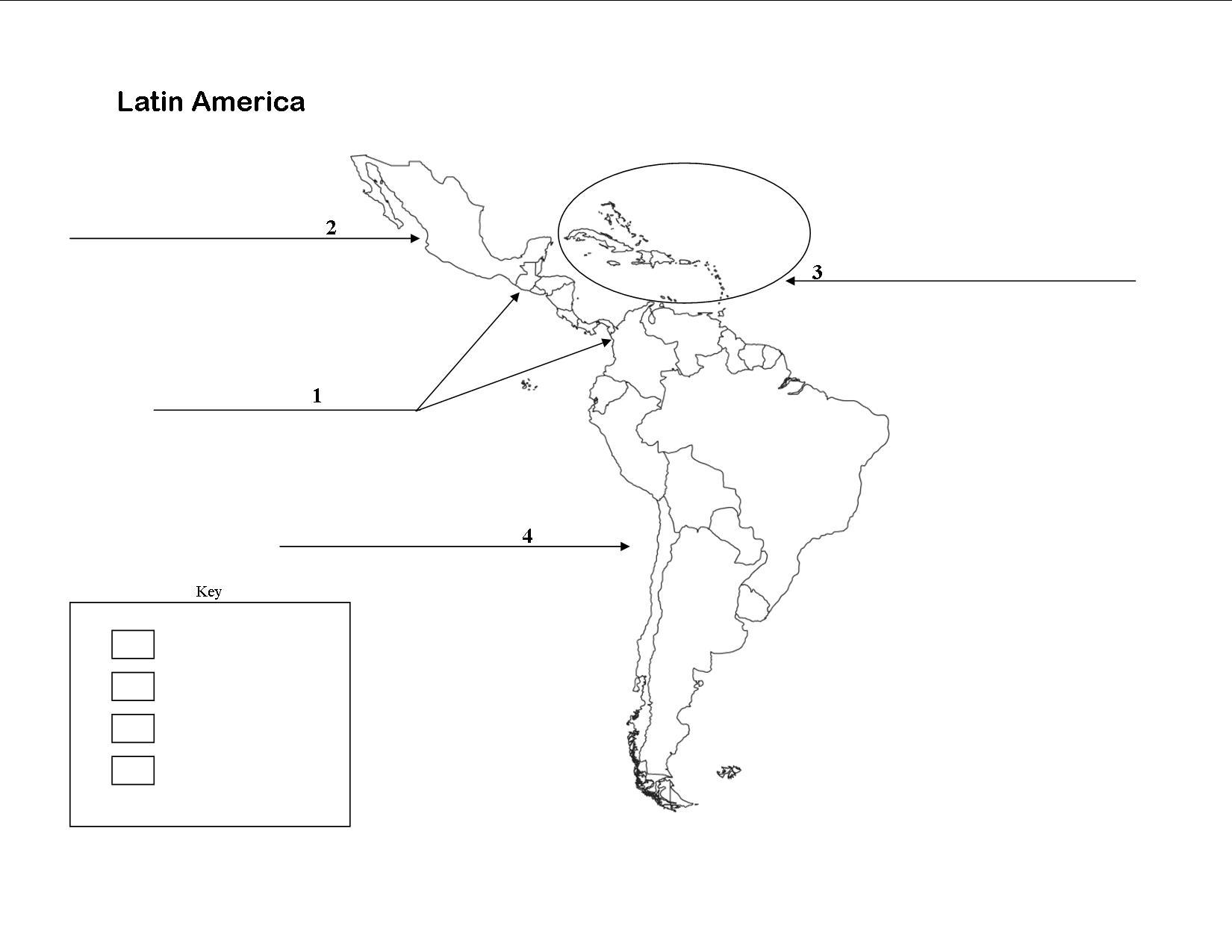 Latin America - Geograf�a E Historia