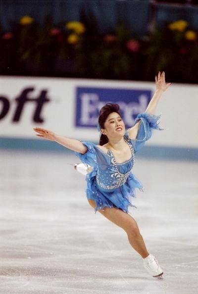 How old is Kristi Yamaguchi?