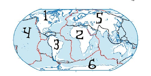 Tectonic plates proprofs quiz for all geology and geography lovers who have vast interest in tectonic plates try out this quiz it will gauge how much knowledge you really have about gumiabroncs Image collections