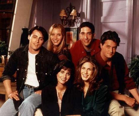 "Which Character From ""Friends"" Are You?"