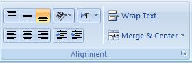 Microsoft Excel 2007 Quiz