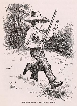 hucks benefits of running away in the adventures of huckleberry finn by mark twain In mark twain's novel, the adventures of huckleberry finn, twain develops the plot into huck and jim's adventures allowing him to weave in his criticism of society the two main characters.