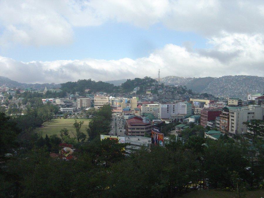 Ang Lungsod Ng Baguio
