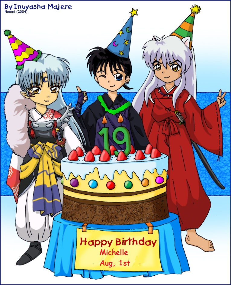What Do The InuYasha Characters Think Of U