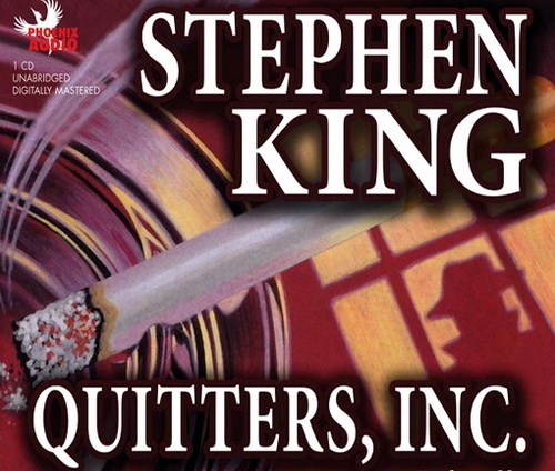 Stephen King - Quitters Inc. - ProProfs Quiz