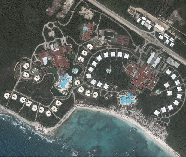 Grand Palladium Resorts And Spa Riviera Maya. Short Quiz