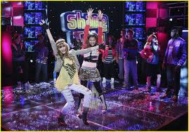 are you like rocky or cece from shake IT up