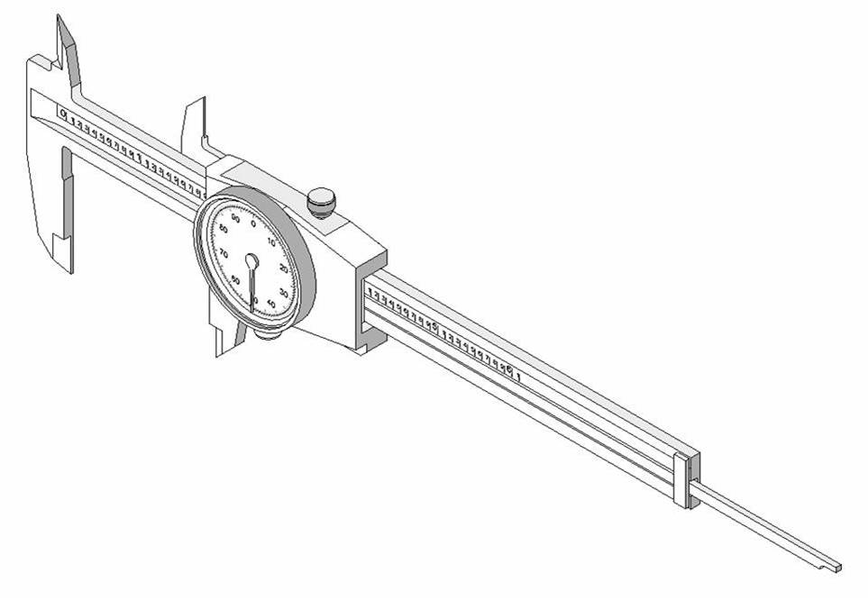 IED Quiz October 9th - English To Metric, Dial Caliper, Reading Scale