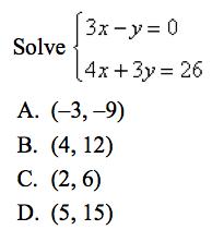 Algebra II Final Exam Practice Quiz 2