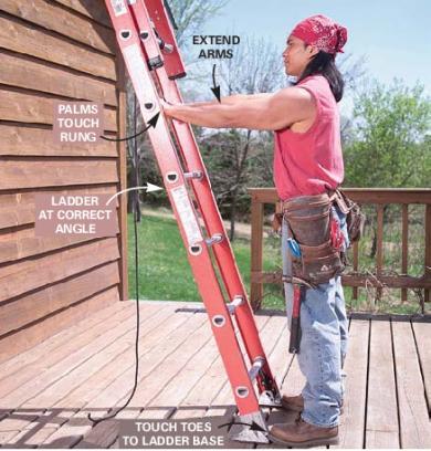 Ladders 1 Proprofs Quiz