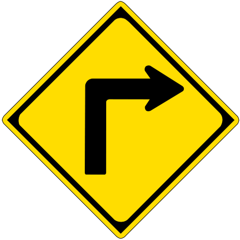 detour road sign. This yellow sign means: