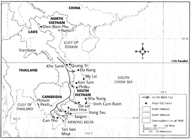 Chapter 19 Test Vietnam Proprofs Quiz