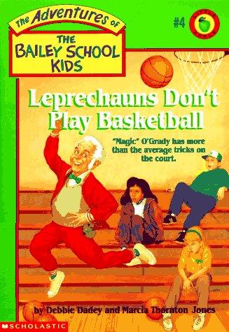 leprechauns don t play basketball