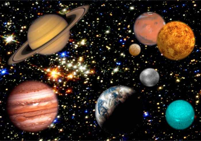 Senaraikan Nama-nama Planet