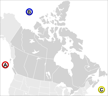 Map Of Canada Grade 9 Geography.Grade 9 Canadian Geography Practice Exam Proprofs Quiz