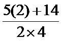 Algebra 1 -- Unit 1 Pre-test