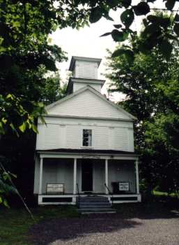 This Is A Picture Of Which Pepperell S Buildings