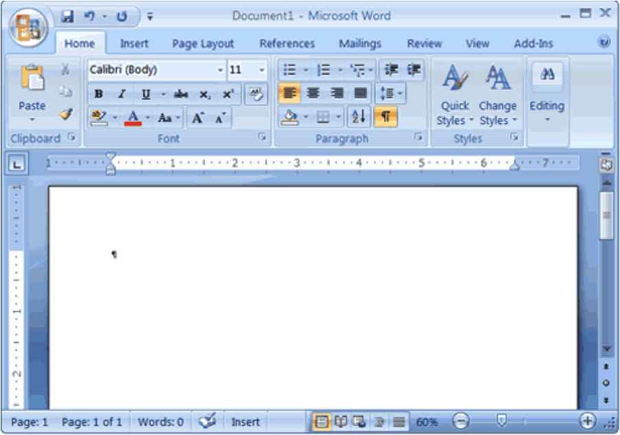 Microsoft Word 2007: Tools And Functions! Trivia Quiz
